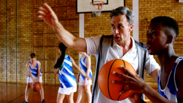 Coaching Basketball – Everything You Need to Know